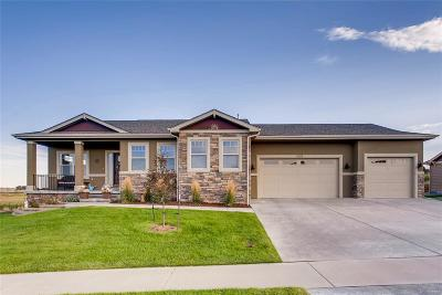 Greeley Single Family Home Active: 8106 Skyview Street