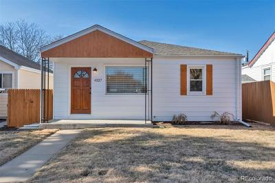 Englewood CO Single Family Home Active: $419,900