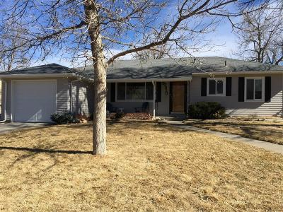Denver Single Family Home Under Contract: 2920 South Madison Street