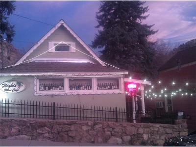 Bailey, Conifer, Evergreen, Morrison, Pine Multi Family Home Under Contract: 116 Stone Street