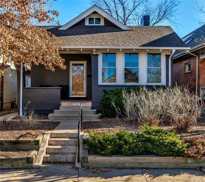 Denver Single Family Home Active: 1260 Cook Street