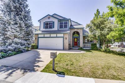 Broomfield Single Family Home Active: 1190 West 11th Court