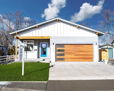 Wheat Ridge Single Family Home Under Contract: 6033 West 40th Avenue