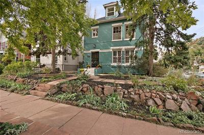 Cheeseman & Moffat, Cheeseman Park, Cheesman Park Single Family Home Active: 1279 Vine Street