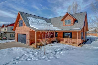 Steamboat Springs Single Family Home Active: 27390 Brandon Circle