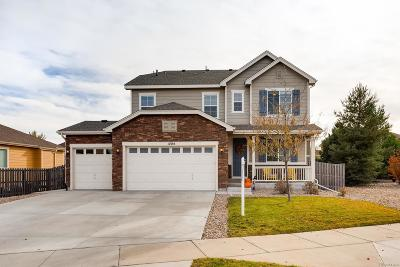 Parker Single Family Home Under Contract: 11355 South Trailmaster Circle