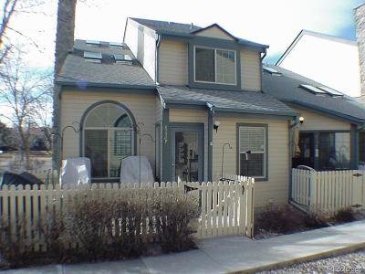 Westminster Condo/Townhouse Active: 8750 Allison Drive #F