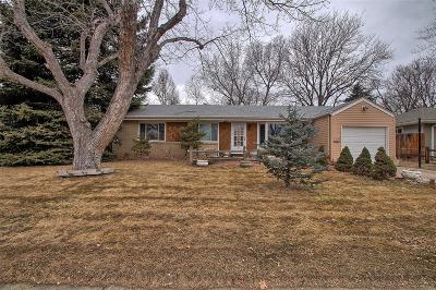 Denver Single Family Home Active: 2539 South Cherry Street