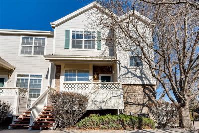 Littleton CO Condo/Townhouse Active: $374,900