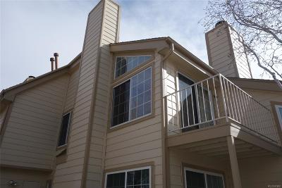 Boulder Condo/Townhouse Active: 4871 White Rock Circle #B