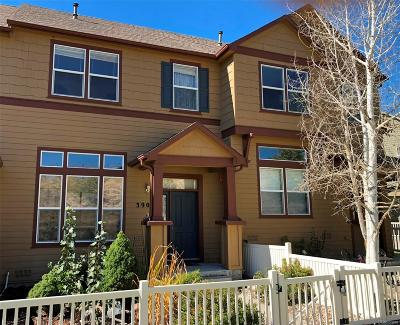 Castle Rock Condo/Townhouse Under Contract: 3904 Pecos Trl
