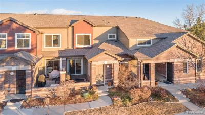 Highlands Ranch Condo/Townhouse Active: 6502 Silver Mesa Drive #B