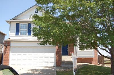 Broomfield Single Family Home Active: 12490 Beach Street