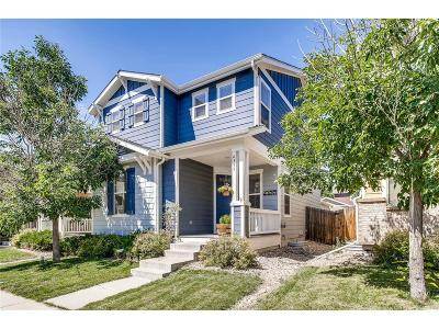 Littleton Single Family Home Under Contract: 4393 South Independence Street