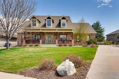 Firestone Single Family Home Under Contract: 6936 Saddleback Avenue