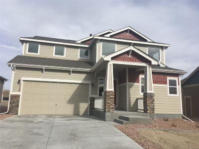 Monument Single Family Home Under Contract: 1720 Willow Park Way