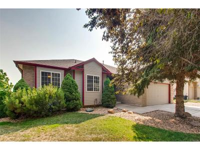 Mead Single Family Home Under Contract: 16690 Meadow Lane