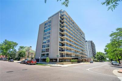 Cap Hill/Uptown, Capital Hill, Capitol Hill Condo/Townhouse Active: 888 North Logan Street #4F