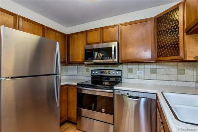 Denver Condo/Townhouse Active: 585 South Alton Way #6D