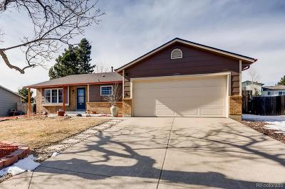 Arapahoe County Single Family Home Active: 4471 South Argonne Court