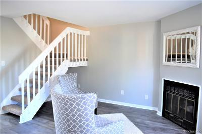 Jefferson County Condo/Townhouse Active: 9624 West Chatfield Avenue #D