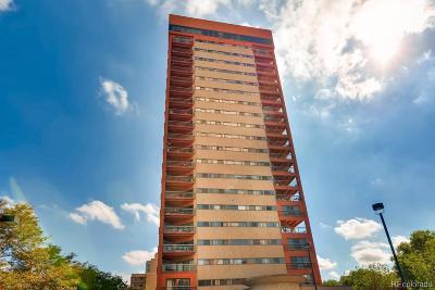 Condo/Townhouse Under Contract: 100 Park Avenue #1207