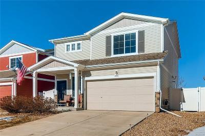 Denver Single Family Home Under Contract: 20681 Randolph Place