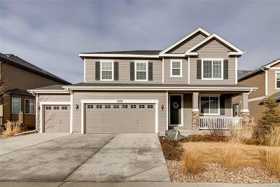 Castle Rock Single Family Home Under Contract: 7470 Grady Circle
