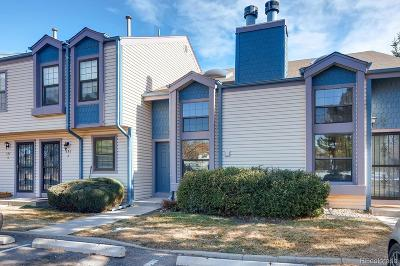 Aurora Condo/Townhouse Under Contract: 336 South Memphis Way #J