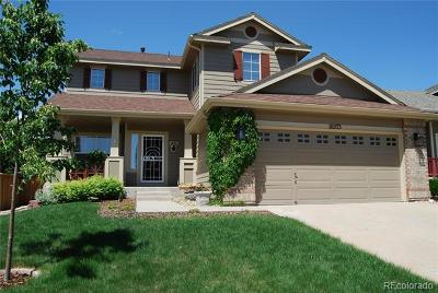 Highlands Ranch Single Family Home Active: 10273 Bentwood Lane