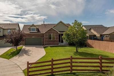 Aurora CO Single Family Home Active: $475,000