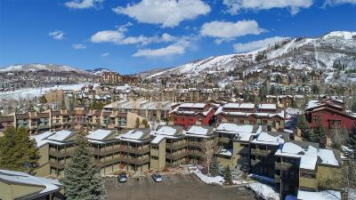 Steamboat Springs Condo/Townhouse Active: 2700 Village Drive #103