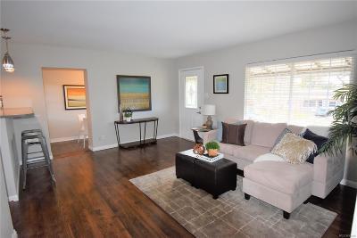 Arapahoe County Single Family Home Active: 1280 Beeler Street