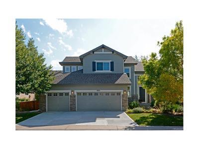 Littleton Single Family Home Active: 9515 South Everett Way