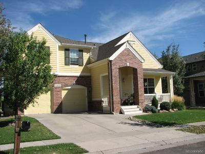 Arvada Single Family Home Under Contract: 13665 West 84th Avenue