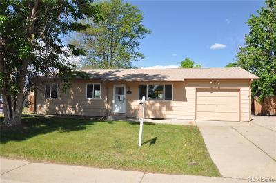 Single Family Home Active: 8917 Monroe Street