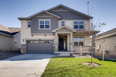 Boulder County Single Family Home Active: 2414 Spotswood Street