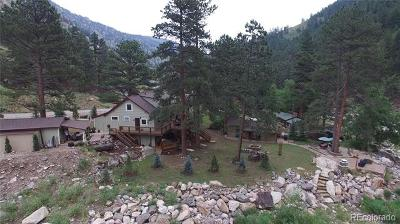 Loveland Single Family Home Active: 1490 West Us Highway 34