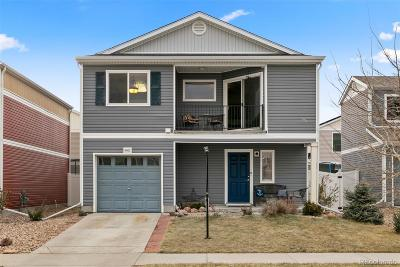 Denver Single Family Home Active: 18622 East Chaffee Place