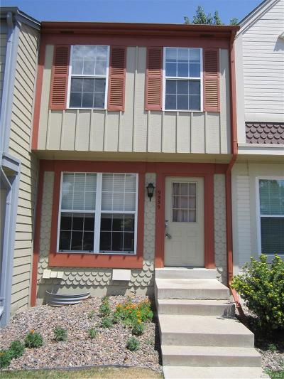 Lakewood Condo/Townhouse Under Contract: 9559 West Cornell Place