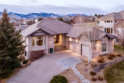 Arvada Single Family Home Under Contract: 7013 Secrest Court