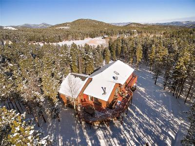 Conifer Single Family Home Under Contract: 31595 Griffin Drive
