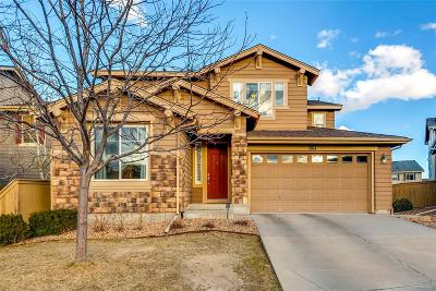 Highlands Ranch Single Family Home Under Contract: 11014 Bluegate Way