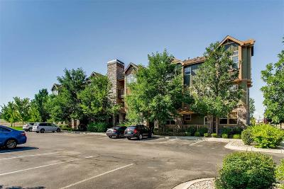Englewood Condo/Townhouse Under Contract: 8420 Canyon Rim Trail #208