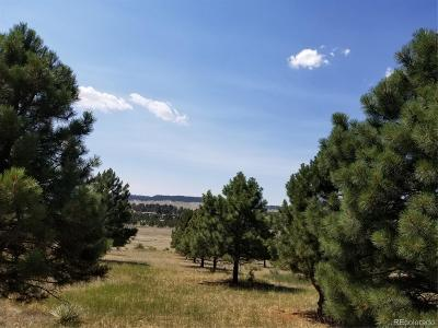 Peyton CO Residential Lots & Land Active: $110,000