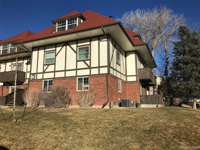 Boulder Condo/Townhouse Under Contract: 3250 Oneal Circle #K15