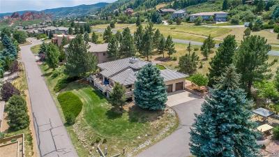 Littleton Single Family Home Under Contract: 6121 Rain Dance Trail