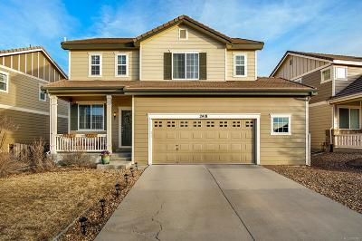 Meadows, The Meadows Single Family Home Under Contract: 2418 Broadleaf Loop