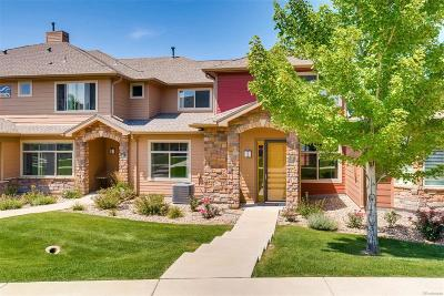 Highlands Ranch Condo/Townhouse Active: 8555 Gold Peak Drive #F