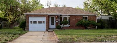 Wheat Ridge Single Family Home Under Contract: 6235 West 46th Place
